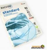 Mondi Бумага А4, Maestro Standart, 80 г/м², 500 листов
