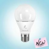 Лампа светодиодная MAXUS LED A65 10W 3000K 220V E27 AP (1-LED-463)